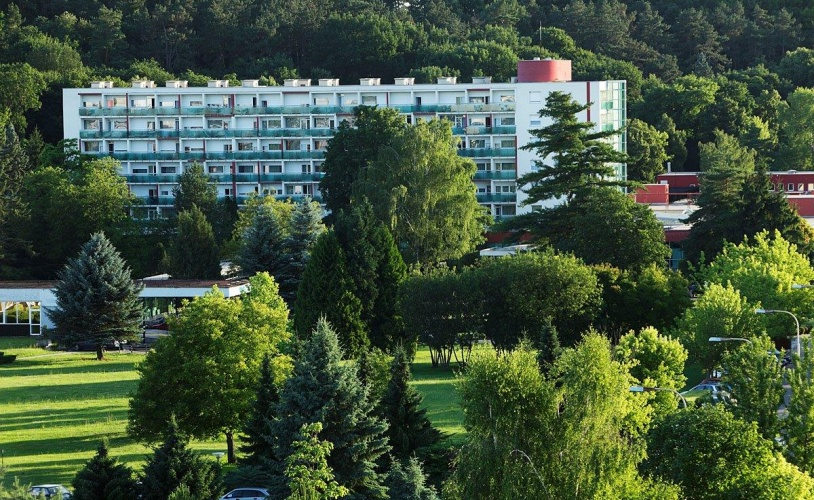 Spa Dudince, Slovak Republic
