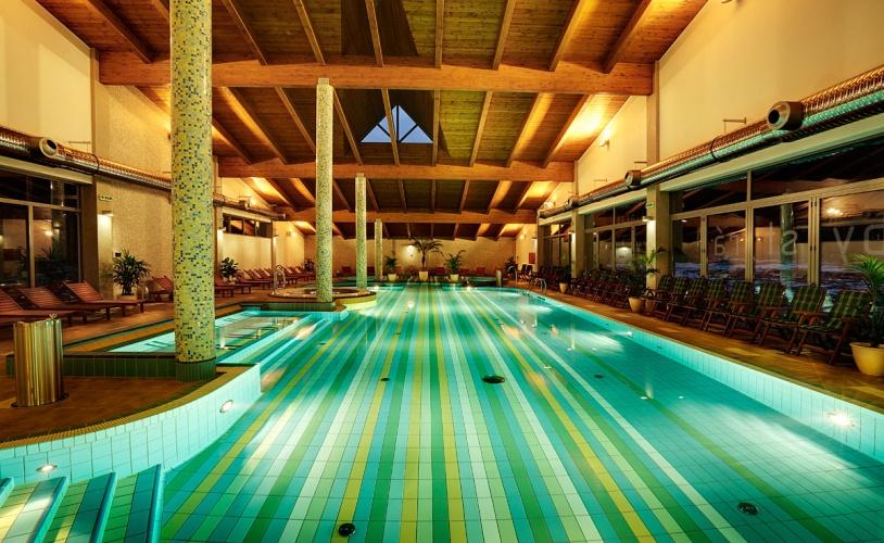 Wellness Hotel Bystrá, Tále, Low Tatras, Slovak Republic